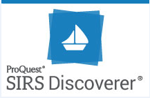 Proquest Sirs database logo